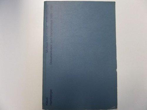 9783851320251: Mortuus non mordet: Kommentierte Dokumente zum Vampirismus 1689-1791