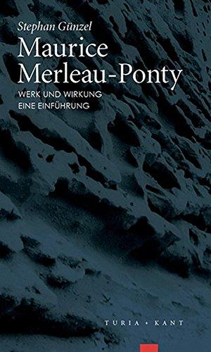 9783851324648: Maurice Merleau-Ponty - Werk und Wirkung