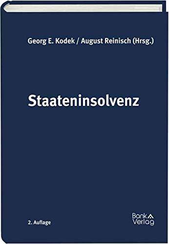 Staateninsolvenz: Georg E. Kodek