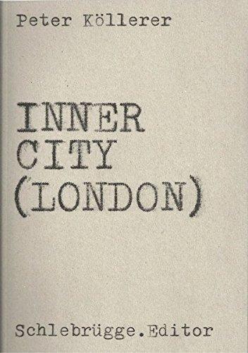 9783851601930: Inner City (London)