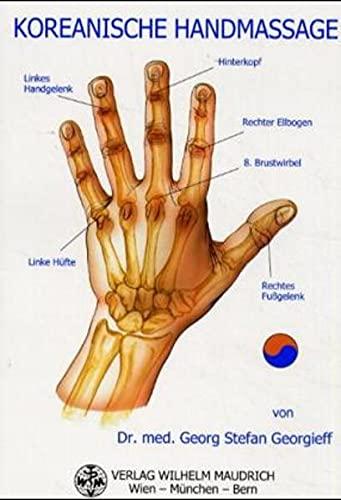 9783851757620: Koreanische Handmassage.