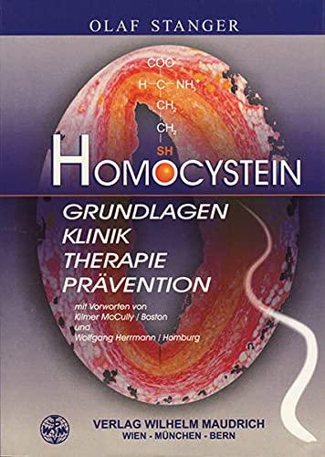 9783851757668: HOMOCYSTEIN: Grundlagen, Klinik, Therapie, Prävention