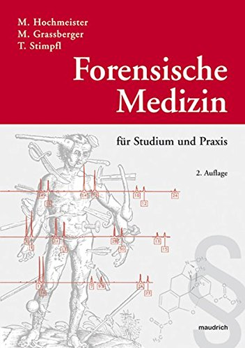 9783851758597: Forensische Medizin für Studium und Praxis