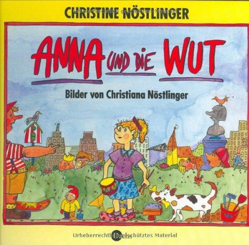 9783851910919: Anna und die Wut (German Edition)