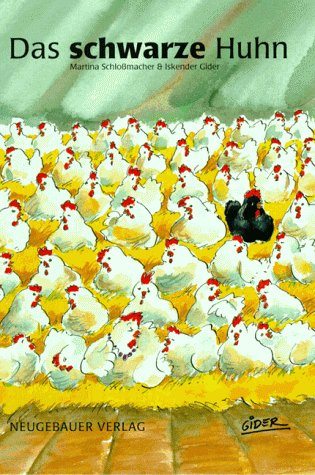 9783851952155: Das schwarze Huhn.