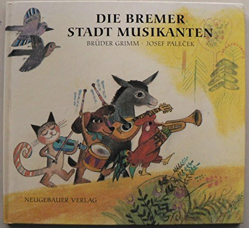 9783851952230: Bremer Stadtmusikanten