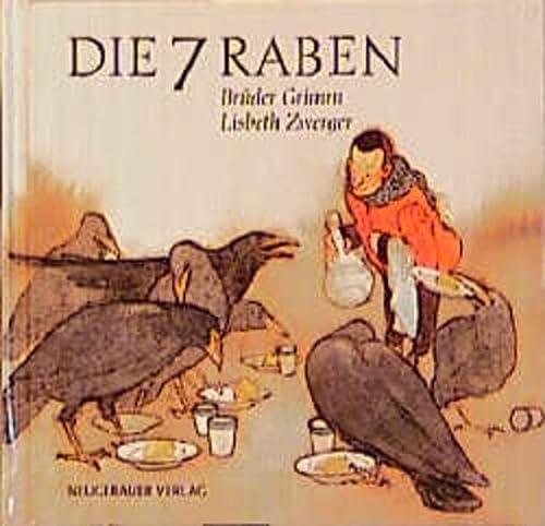 9783851955187: Title: Die 7 Raben Bilder Buch Sternchen German Edition