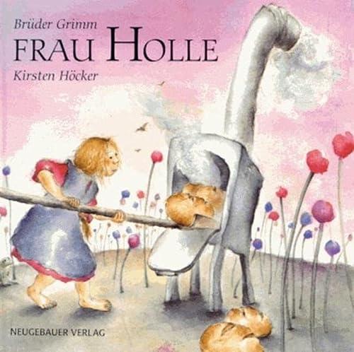 9783851955217: Frau Holle