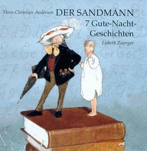 9783851955255: Der Sandmann kommt: 7 Gute-Nacht-Geschichten