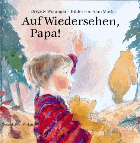 9783851955361: Auf Wiedersehen, Papa