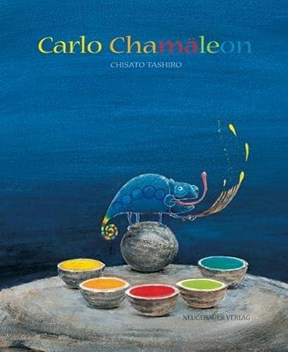 9783851959581: Carlo Chamäleon