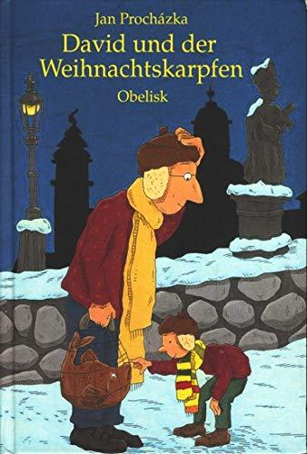 9783851973228: David und der Weihnachtskarpfen (Livre en allemand)