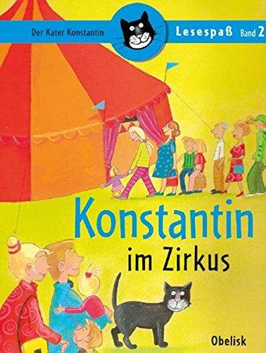 9783851975109: Konstantin im Zirkus
