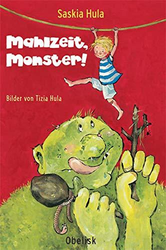 9783851976083: Mahlzeit Monster
