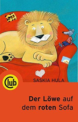 9783851976359: Der Löwe auf dem roten Sofa