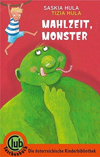 9783851977097: Mahlzeit Monster!