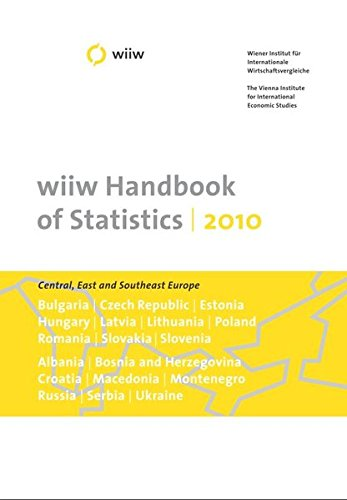 9783852090214: wiiw Handbook of Statistics 2010: Central, East and Southeast Europe (Hardcopy, with data for 2000, 2005-2009)