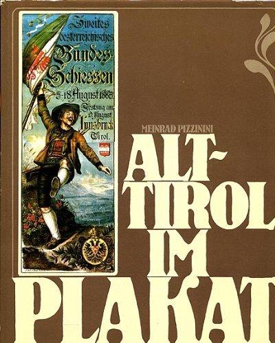 9783852180014: Alt-Tirol im Plakat (German Edition)