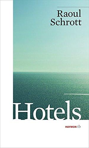 9783852189741: Hotels