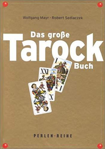 9783852234625: Das gro�e Tarock-Buch: Perlenreihe