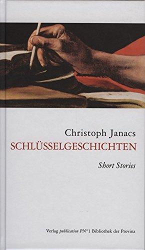 9783852528113: Schlüsselgeschichten: Short Stories (Livre en allemand)