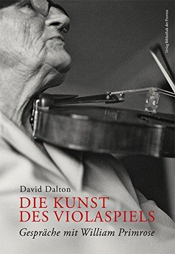 9783852529356: Die Kunst des Violaspiels