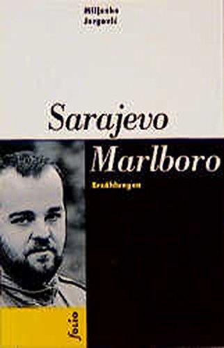 9783852560380: Sarajevo Marlboro: Erzählungen (Transfer Europa) (German Edition)