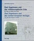 9783852560953: Paul Engelmann Und Das Mitteleuropaische Erbe: Der Weg Von Olmutz Nach Israel