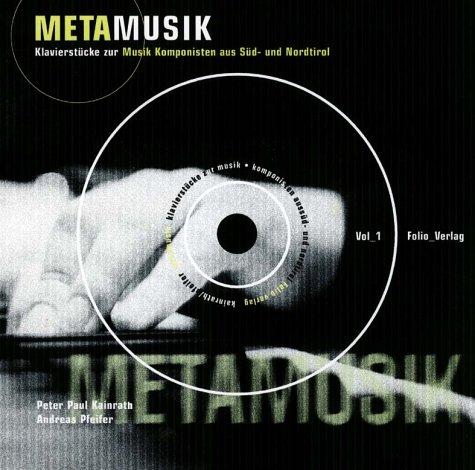 9783852561165: Metamusik, m. 2 Audio-CDs.