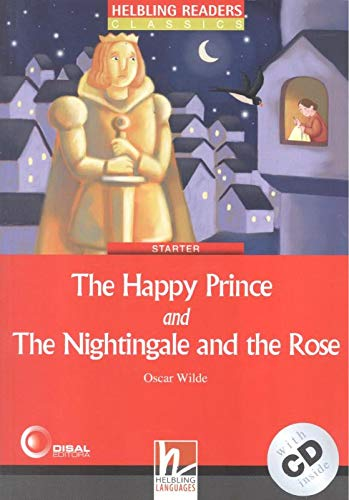 9783852720005: The Happy Prince and The Nightingale and the Rose (Level 1) with Audio CD