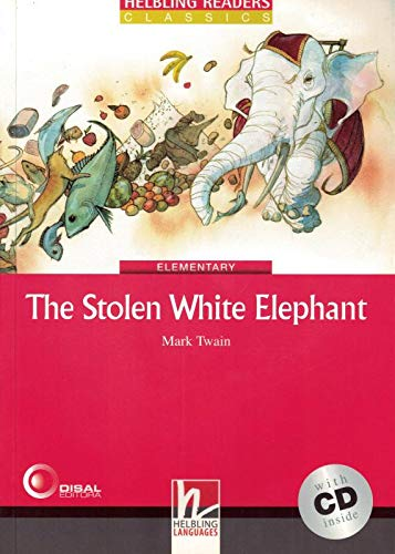 9783852720029: The Stolen White Elephant (Level 3) with Audio CD