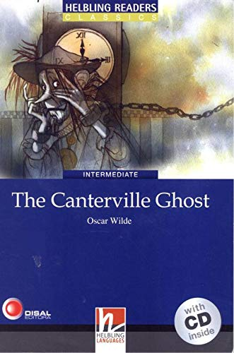 9783852720098: The Canterville Ghost. Livello 5 (B1). Con CD Audio