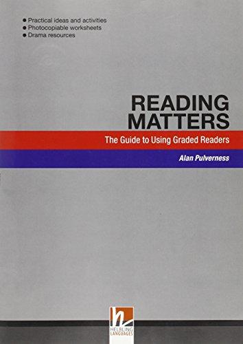Reading Matters Teacher Book: Alan Pulverness