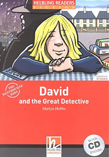 9783852720166: David and the Great Detective (Level 1) with Audio CD