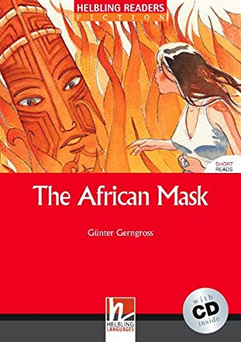 9783852720289: The African Mask (Level 2) with Audio CD