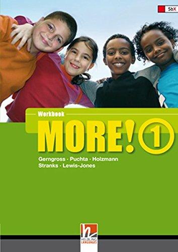 9783852720319: MORE! 1 Workbook: SbNr 135558