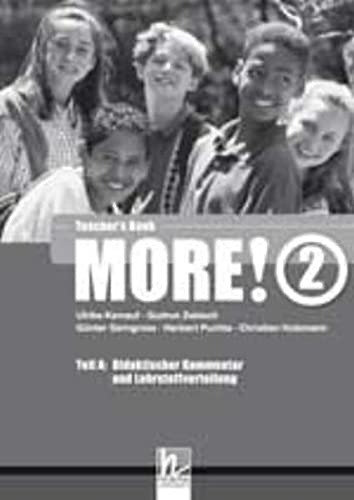 9783852720418: MORE! 2 Teacher's Book
