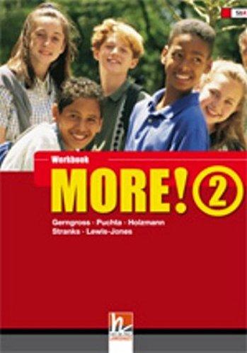 9783852720500: MORE! 2 Workbook: SbNr 135561