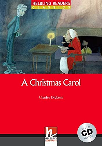 9783852720524: A Christmas Carol con audio CD. Helbling Readers Red Series Level 3. A2