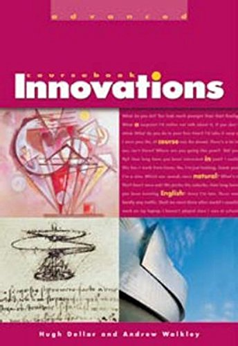 9783852721170: Innovations Innovations Advanced, Student's Package, with Coursebook, 2 Audio-CDs