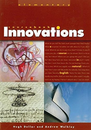 9783852721415: Innovations Innovations Elementary, Student's Package, with Coursebook, 3 Audio-CDs and Wordlist deutsch-englisch