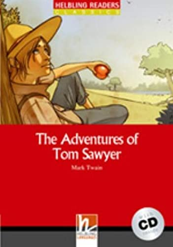 9783852721545: The Adventures of Tom Sawyer - Book and Audio CD Pack - Level 3