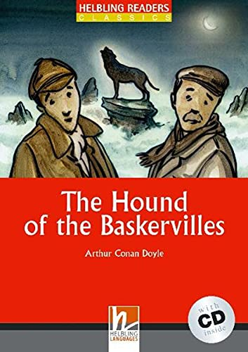 9783852721569: The Hound of the Baskervilles - Book and Audio CD Pack - Level 1