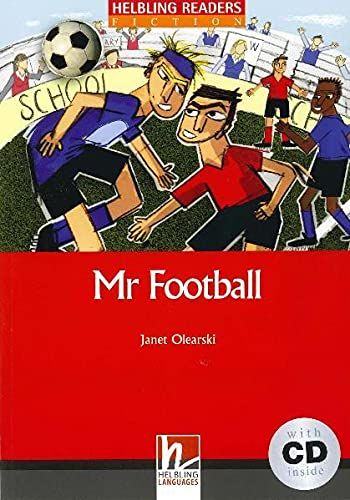 9783852721590: Mr Football - Book and Audio CD Pack - Level 3