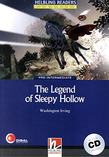 9783852722306: The legend of Sleepy Hollow con audio CD. Helbling Readers Blue Series Level 4. A2/B1
