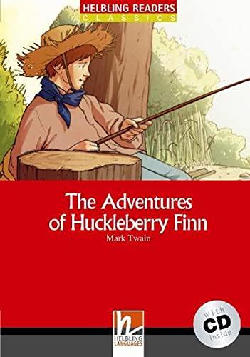 Adventures of Huckleberry Finn, (The) (With Cd-Audio): Twain, Mark