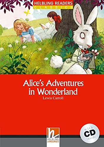 9783852722320: Alices Adventures in Wonderland - Book and Audio CD Pack - Level 2