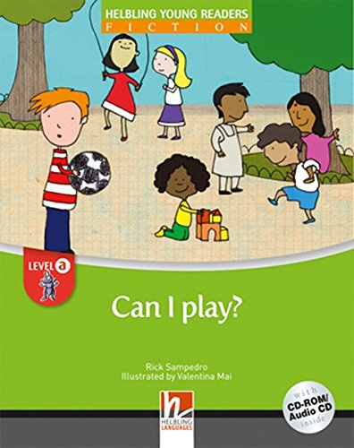 9783852722436: Can I play? (Level A - CEFR: A1). Con CD-ROM