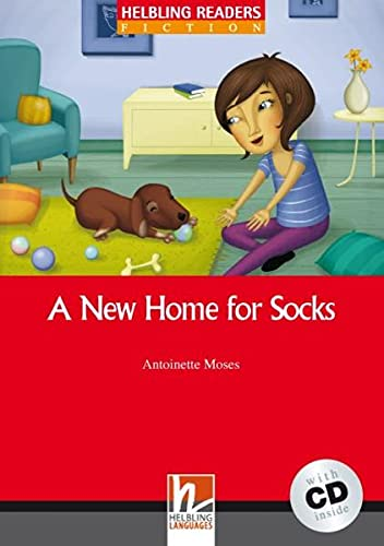 9783852722917: A New Home For Socks With Cd - Starter