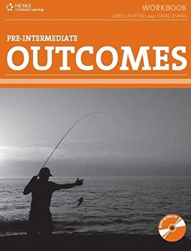 9783852723501: OUTCOMES Pre-Intermediate Workbook